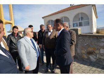Vali Necati Şentürk, Köydes Projesi Kapsamında Yürütülen Çalışmaları Anlattı