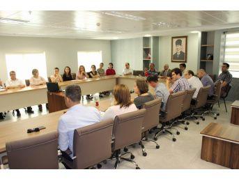 Manisa'da İşkur Personeline Hizmet İçi Eğitim