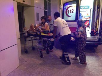 2'nci Kattan Düşen 80 Yaşındaki Kadının Bacağı Kırıldı