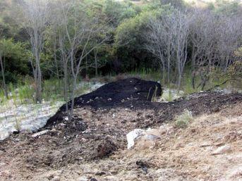 Çerkezköy'de Doğaya Kimyasal Atık Gömen 2 Kişi Yakalandı