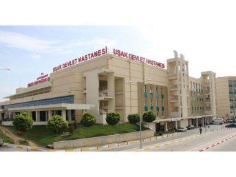 Uşak'ta Hastane Personeli Yemekten Zehirlendi Şüphesi