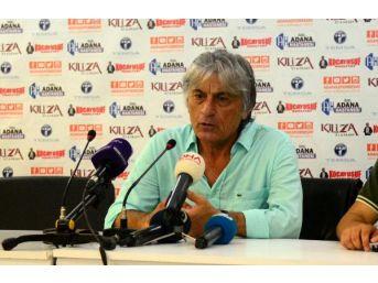 Adanaspor - Denizlispor Maçının Ardından