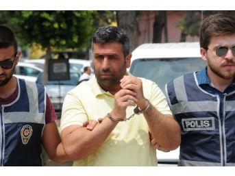 Ev Hapsi Cezası Alan Dolandırıcı, Adliye Çıkışı Tekrar Gözaltına Alındı