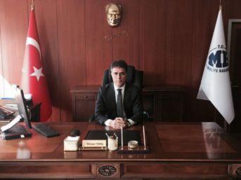 Patnos İlçesine Vergi Dairesi Müdürlüğü Açılıyor
