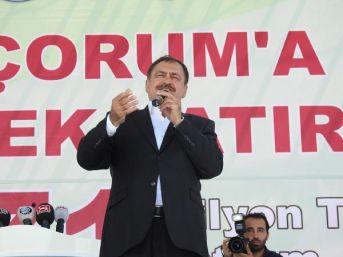 Bakan Eroğlu: Türkiye Şifalı Bitkiler Açısından Zengin Bir Ülke (2)