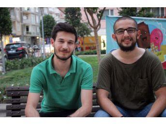 Yusuf Şimşek, Öğrencilerin Çektiği Kısa Filmde Oynadı