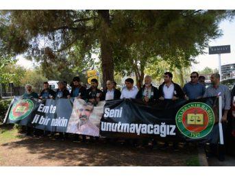 Tahir Elçi, Öldürülmesinin 88'inci Haftasında Anıldı