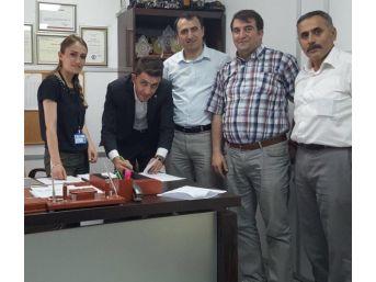 Erzurum Adalet-sen'den Adliye Çalışanlarına İndirimli Sağlık Hizmeti Sözleşmesi