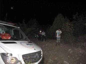 Kayalıklarda Mahsur Kalan 5 Genç Kurtarıldı