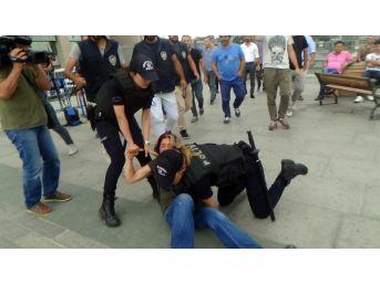 İstanbul Adliyesi'nde Gülmen Ve Özakça Gerginliği