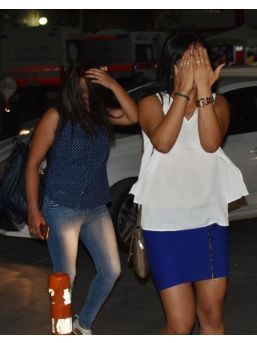 Fuhuş Evlerine Yapılan Baskında Yabancı Uyruklu 5 Kadın Gözaltında
