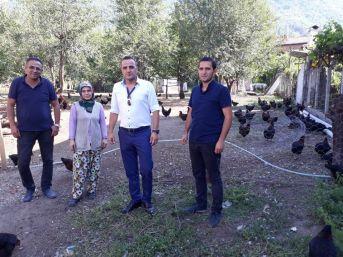Simav'da Genç Çiftçiye Hibe Desteği