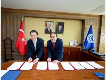 Uşak Ve Teikyo Üniversitesi Arasında Moa, Moc Ve Mevlana Protokolü İmzalandı