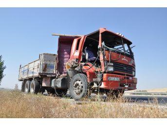 Sorgun'da Trafik Kazası: 1 Yaralı