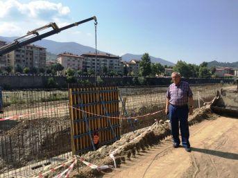 Devrek Irmağı Islah Projesi Çalışmaları Kesintisiz Devam Ediyor