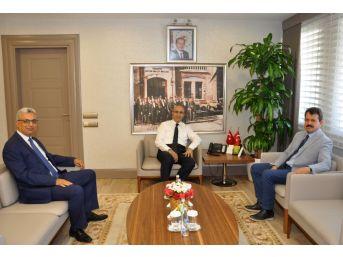 """Başsavcı Yeldan: """"adalette Öncü Şehir Adana"""""""