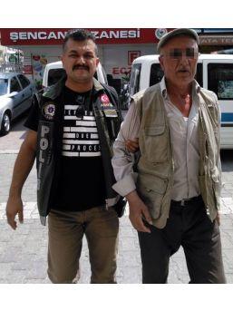 Parkta İki Kardeşi Taciz Eden Yaşlı Adam Tutuklandı