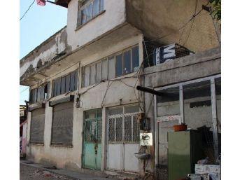 Amasya'Da Park Kavgasında Kan Aktı