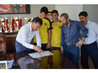 Gölbaşı Belediyespor'dan Ankaragücü'ne Transfer