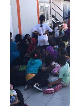 Kuşadası Körfezi'nde 176 Kaçak Yakalandı