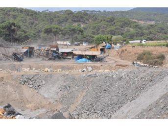 Madene Faaliyet Durdurma Kararı Mahalle Sakinlerini Sevindirdi