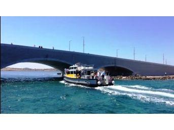 Edremit- Ayvalık Arasında Deniz Taksiler Törenle Seferlere Başladı
