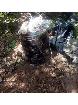 Bingöl'de Pkk'nın Yola Koyduğu 20 Kilogramlık El Yapımı Patlayıcıyı Imha Edildi