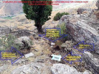 Bitlis'Te Patlayıcı Imha Edildi