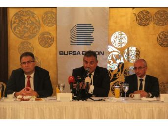 Bursa Beton Genel Müdürü Vardar: 750 Liralık Fark Hayat Kurtarır