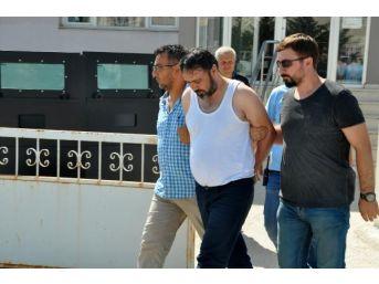 Firari Dolandırıcılık Hükümlüsü Karacabey'De Yakalandı
