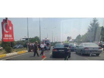 Otomobilin Çarptığı 85 Yaşındaki Yaya Öldü