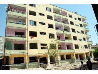 Boşaltılan Binaların Sakinlerinden, Yıkım Ücreti Tepkisi
