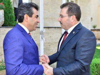 Emniyet Genel Müdürü Altınok Diyarbakır'da