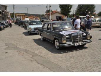 Klasik Mercedes Sahipleri Han'da Buluştu