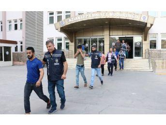 Gaziantep'te Yasa Dışı Bahis Oynatanlara Operasyon: 9 Gözaltı