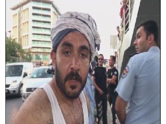 Cevizlibağ'da Zabıta- Seyyar Satıcı Kavgası