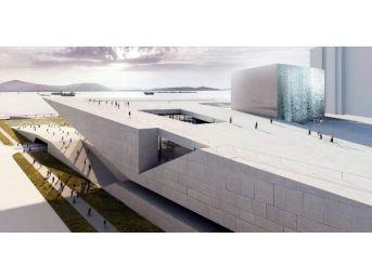İzmir'de Opera Binası Ihalesi Iptal