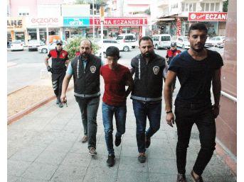 Kahramanmaraş'ta Gaspçılar Suçüstü Yakalandı