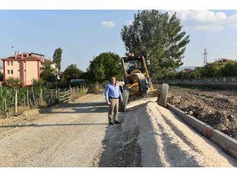 Taşköprü Belediyesi Asfalt Çalışmasına Başladı