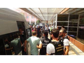 Kilis'te Uyuşturucu Operasyonunda 4 Tutuklama