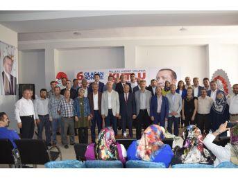 Ak Parti Kırıkkale'de Kongrelere Yahşihan'dan Başladı
