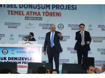 Başbakan Yıldırım: Yatırımların Depreme Dayanıklı Olması Yetmez, Değişimi Şehirlerde Yapmalıyız (2)