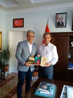 Karşıyaka Belediyesinden Simav'a Anlamlı Ziyaret
