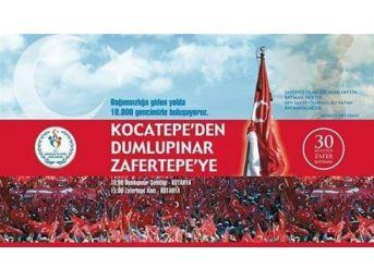 'kocatepe'den Zafertepe'ye Gezi İçin Başvurular Başladı