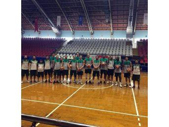 Akhisar Belediyespor Basketbol Takımı, Yeni Sezon Hazırlıklarına Başladı