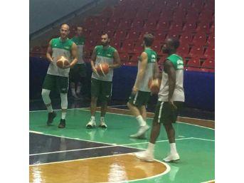 Akhisar Belediyespor, Basketbolda Yeni Sezon Hazırlıklarına Başladı