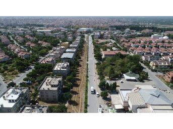 Başkan Şirin'den Fatih Caddesi'nde İnceleme