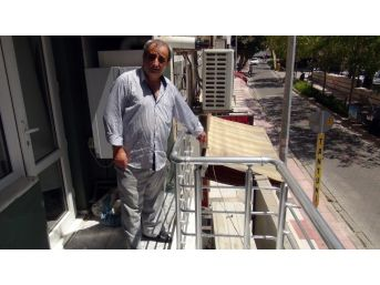 (özel Haber) Hırsız Girdiği İş Yerinde Emlakçının Pantolonunu Çaldı