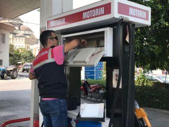 Petrol Piyasası Kanununa Uymayan İstasyonlara Ceza