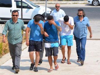 Hırsızlıktan Aranan 4 Zanlı Milas'ta Yakalandı